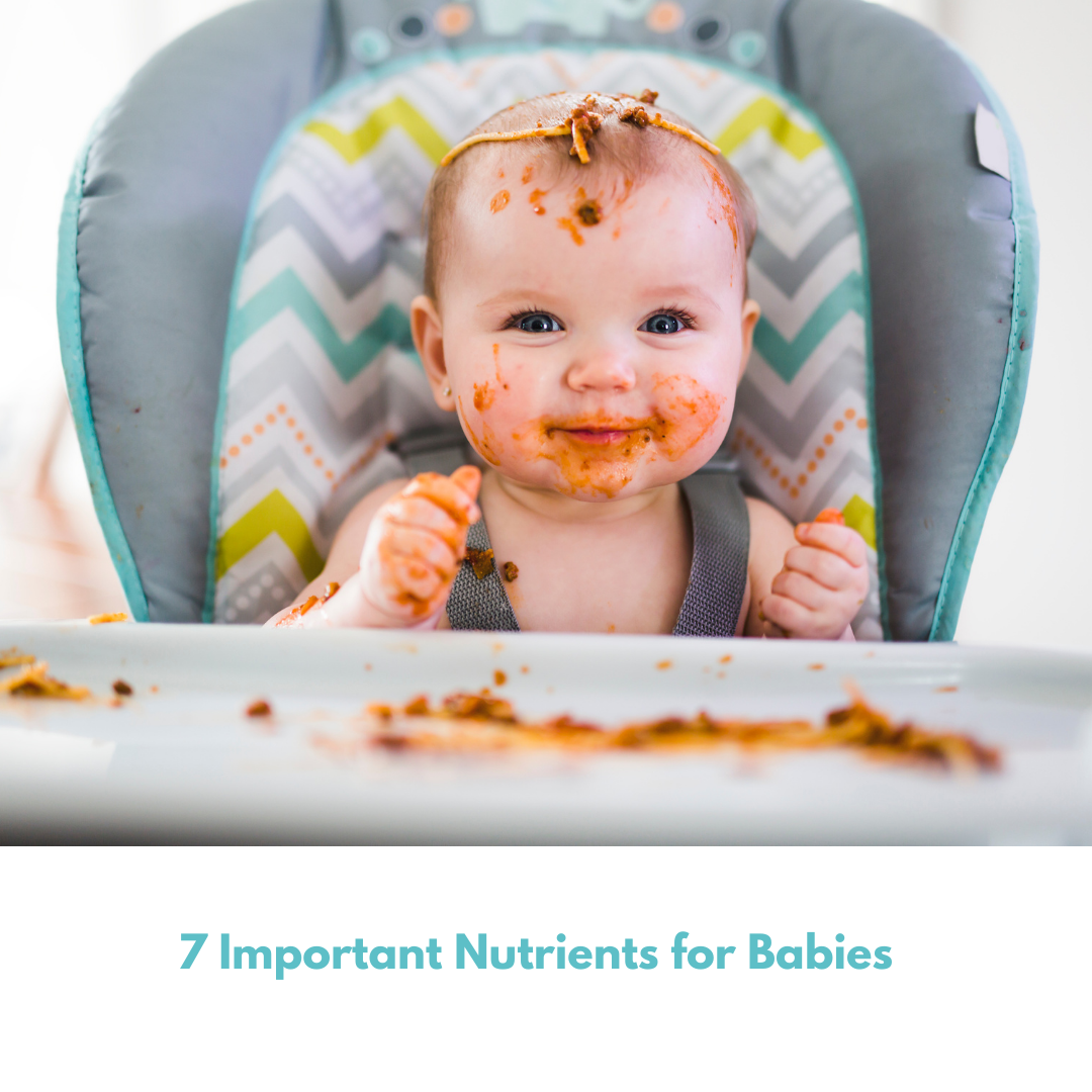 Important Nutrients for Babies